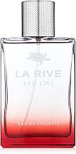 La Rive Red Line - Туалетная вода — фото N2
