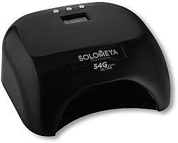 Духи, Парфюмерия, косметика Профессиональная сенсорная LED-лампа 54G (18Вт) - Solomeya