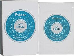 Духи, Парфюмерия, косметика Патчи под глаза - Polaar Icy Magic Energising Eye Patch