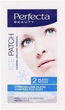 Духи, Парфюмерия, косметика Гидрогелевые патчи для кожи вокруг глаз - Perfecta Beauty Eye Patch