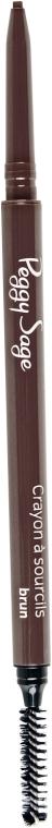 Водостойкий карандаш для бровей - Peggy Sage Eyebrow Pencil