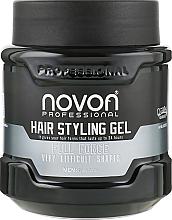 Духи, Парфюмерия, косметика Гель для укладки волос - Novon Professional Styling Gel Full Force