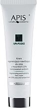 Парфумерія, косметика Відновлювальний і зволожувальний крем для ніг - Apis Professional Api-Podo 20%