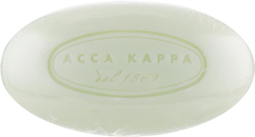 Туалетне мило - Acca Kappa Green Mandarin Toilet Soap — фото N2