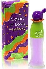 Духи, Парфюмерия, косметика Art Parfum Colors Of Love Mystery - Туалетная вода