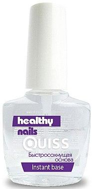 Быстросохнущий закрепитель - Quiss Healthy Nails №10 Fast Dry Top Coat