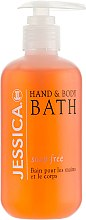 Духи, Парфюмерия, косметика Средство для ванночки - Jessica Hand And Body Bath