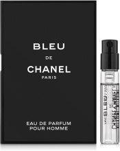 Духи, Парфюмерия, косметика Chanel Bleu de Chanel Eau de Parfum - Парфюмированная вода (пробник)