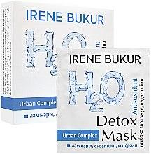 Духи, Парфюмерия, косметика Детокс-маска для лица с ламинарией - Irene Bukur Anti-Oxidant Detox Mask