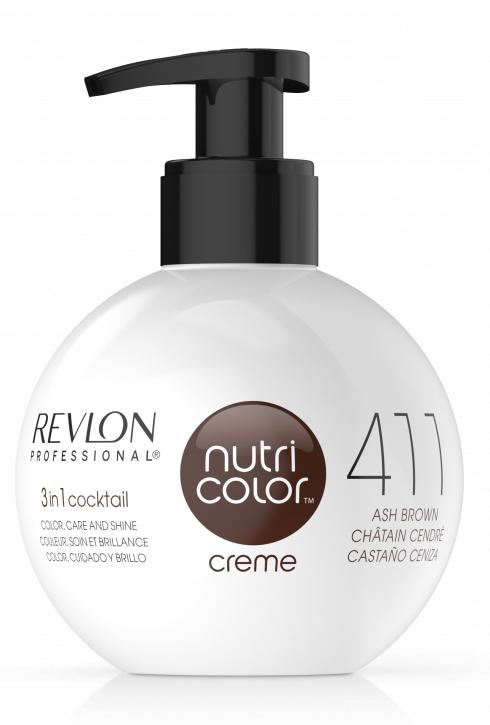 Тонирующий бальзам - Revlon Professional Nutri Color Creme 3 in 1 Cocktail