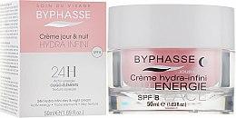 "Парфумерія, косметика Крем для обличчя ""Зволоження 24 години"" - Byphasse Hydra Infinity 24H Face Cream"