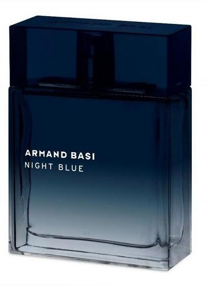 Armand Basi Night Blue - Туалетная вода (тестер без крышечки)