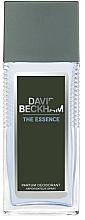 Духи, Парфюмерия, косметика David Beckham David Beckham The Essence - Дезодорант