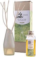 Духи, Парфюмерия, косметика Аромадиффузор со стеклянной вазой - We Love The Planet Light Lemongras Diffuser