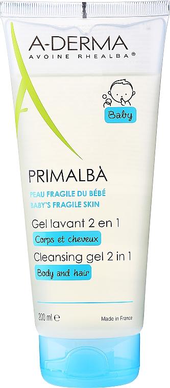Очищающий гель для купания - A-Derma Primalba Gel Lavant Douceur