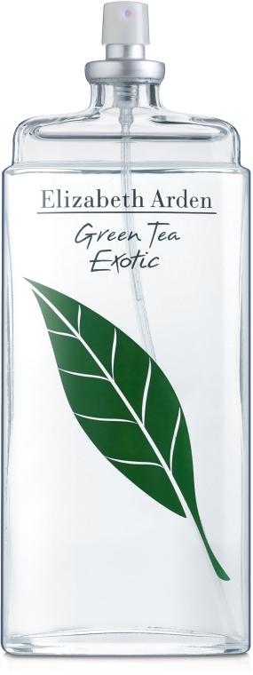Elizabeth Arden Green Tea Exotic - Туалетная вода (тестер без крышечки)