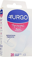 Духи, Парфюмерия, косметика Пластырь медицинский прозрачный с антисептиком - Urgo