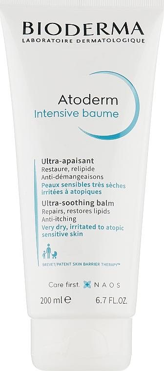 Успокаивающий бальзам для сухой кожи - Bioderma Atoderm Ultra-Soothing Balm