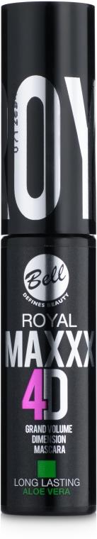 Тушь для ресниц с моделирующими волокнами - Bell Royal Maxx 4D
