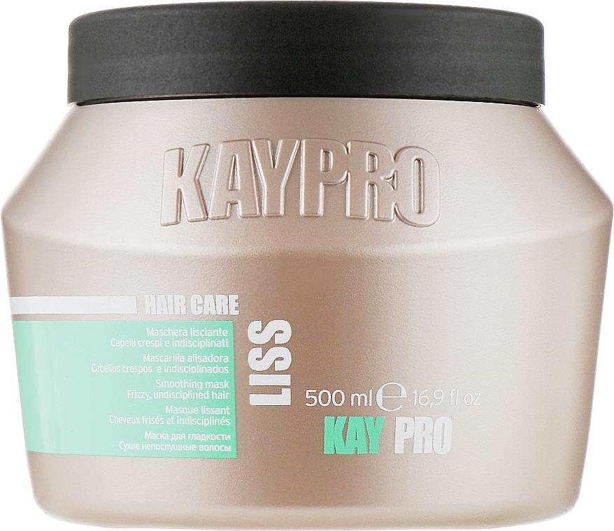 Маска для непослушных волос - KayPro Hair Care Mask