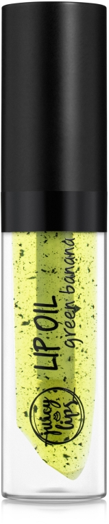 "Масло для губ ""Зеленый банан с семенами киви"" - J'erelia Juicy Lips Lip Oil Green Banana"