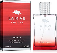 La Rive Red Line - Туалетная вода — фото N1