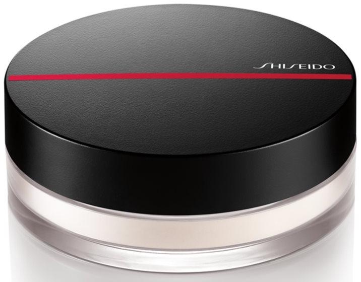 Рассыпчатая прозрачная пудра для лица - Shiseido Synchro Skin Invisible Silk Loose Powder