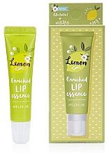 Духи, Парфюмерия, косметика Эссенция для губ с лимонным ароматом - Welcos Around Me Enriched Lip Essence Lemon