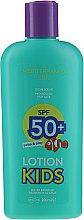 Духи, Парфюмерия, косметика Детский защитный крем от солнца - Mediterraneo Sun Kids Lotion Swim & Play Protetor Solar SPF50