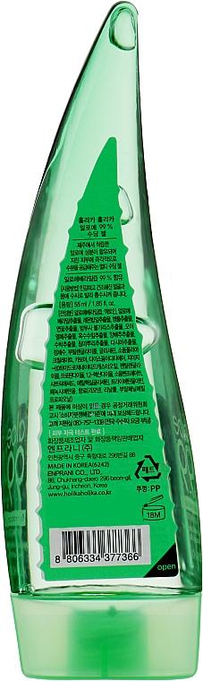 Успокаивающий и увлажняющий гель с алоэ - Holika Holika Aloe 99% Soothing Gel — фото N4