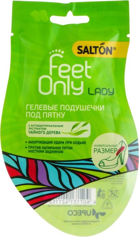 Гелевые подушечки под пятку - Salton Lady