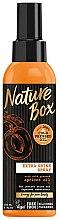 Духи, Парфюмерия, косметика Спрей для волос с абрикосовым маслом - Nature Box Apricot Oil Extra Shine Spray