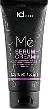 Духи, Парфюмерия, косметика Крем-сыворотка для блеска и смягчения волос - idHair ME Serum Cream