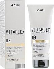 Духи, Парфюмерия, косметика Средство для защиты волос 3 - Affinage Vitaplex Biomimetic Hair Treatment Part 3 Bond Preserver