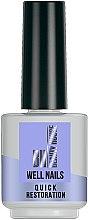 Духи, Парфюмерия, косметика Средство по уходу за ногтями - Beauty House Well Nails Quick Restoration