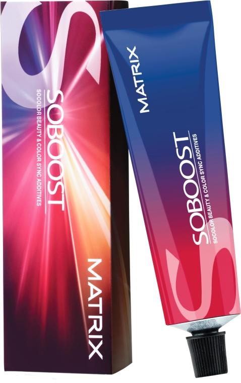 Соу Буст интенсивный бустер для краски - Matrix Soboost SoColor & Color Sync Additives