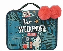 Духи, Парфюмерия, косметика Набор - Dirty Works The Weekender Gift Bag (sh/gel/200ml + b/lot/200ml + acc)