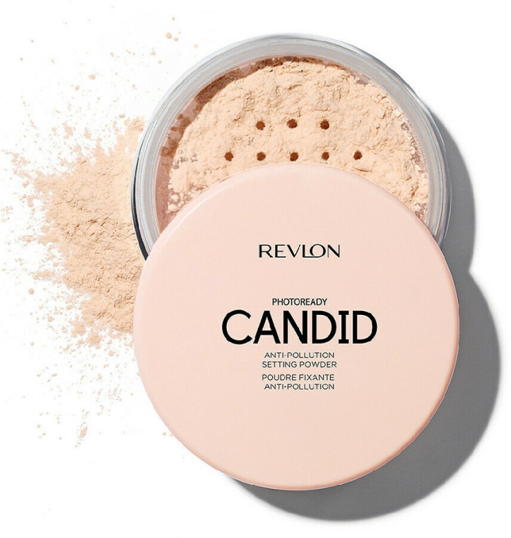 Пудра для лица - Revlon Photoready Candid Anti-pollution Setting Powder
