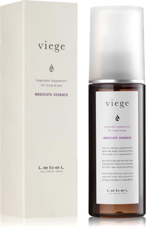 Эссенция для роста волос - Lebel Viege Medicate Essence
