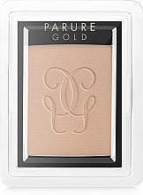 Духи, Парфюмерия, косметика Пудра для лица - Guerlain Parure Gold Compact Powder Foundation SPF15 (тестер)
