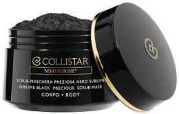 Духи, Парфюмерия, косметика Скраб-маска для тела - Collistar Sublime Black Precious Scrub-Mask Body