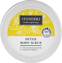 Духи, Парфюмерия, косметика Скраб для тела - Stenders Detox Body Scrub
