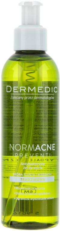 Гель для умывания - Dermedic Normacne Antibacterial Cleansing Facial Gel