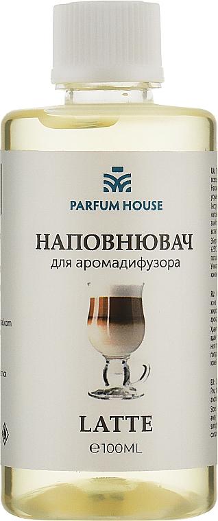 """Наполнитель для диффузора """"Латте"""" - Parfum House Latte"""