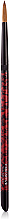 Духи, Парфюмерия, косметика УЦЕНКА Кисть - CND Master Series Pro Styler (красная) *