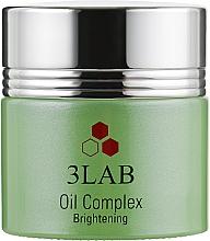 Духи, Парфюмерия, косметика Выравнивающий крем c растительным комплексом - 3Lab Oil Complex Brightening