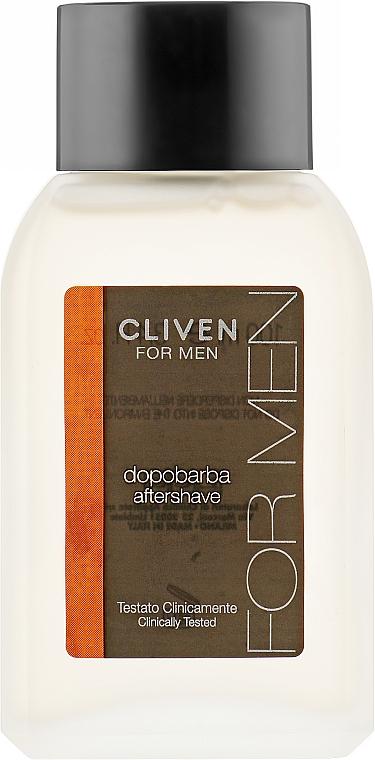 Лосьон после бритья - Cliven For Men Dopobarba Aftershave