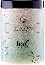 Духи, Парфюмерия, косметика Соль Мертвого моря для ванн - Hagi Bath Salt