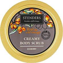 "Духи, Парфюмерия, косметика Скраб для тела ""Облепиха"" - Stenders Seaberry Creamy Body Scrub"