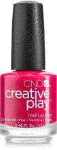 Духи, Парфюмерия, косметика Лак для ногтей - CND Creative Play
